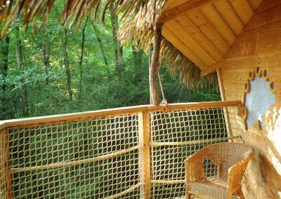 Cabane du Pêcheur - Parc de la Belle - Hébergement insolite dans la Vienne (86) entre paris et Bordeaux proche du parc du futuroscope