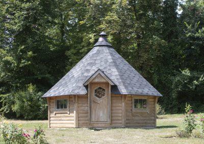 Cabane dans les arbres - Parc de la Belle - Hébergement insolite dans la Vienne (86) entre Paris et Bordeaux proche du parc du futuroscope